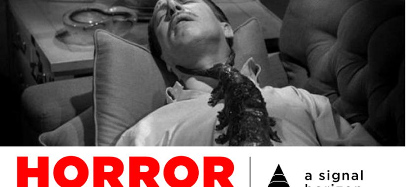 The Tingler and The Horror Pod Clsss