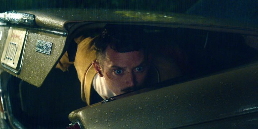 "Caption: Elijah Wood in "" Come To Daddy"" Credit: Daniel Katz"