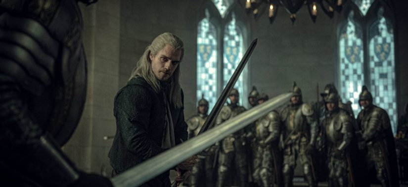 Netflix's The Witcher Henry Cavill-Season Two