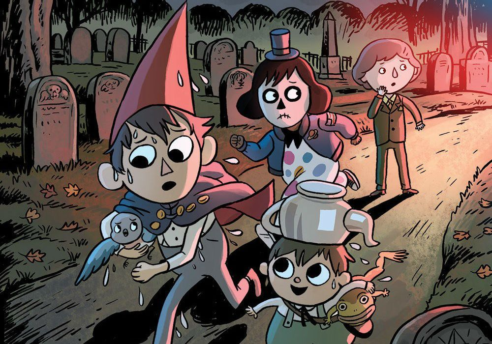 Over The Garden Wall Is Perfect Gateway Horror Signal Horizon Magazine