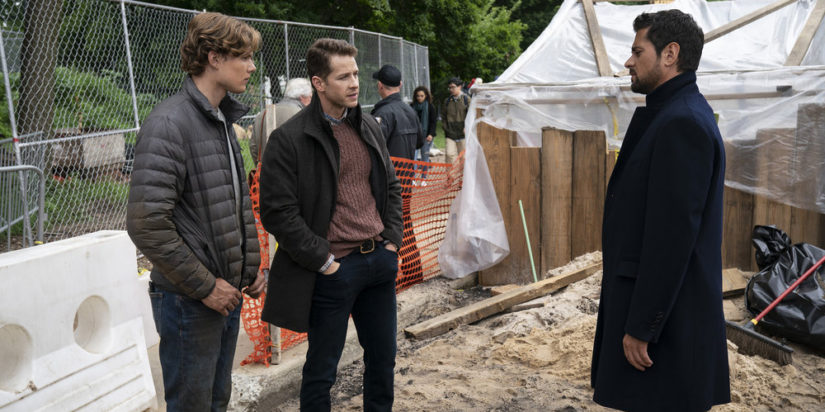 Manifest Season Two Episode 2 TJ, Garrett Wareing