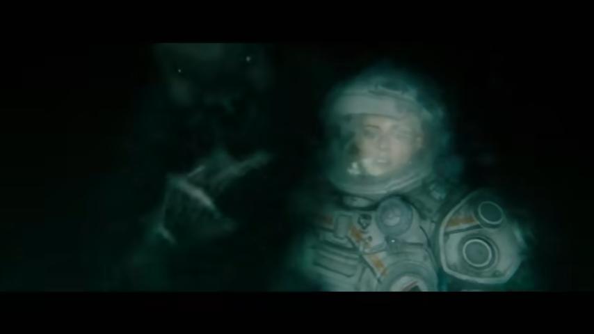 Underwater Monster Trailer Screenshot