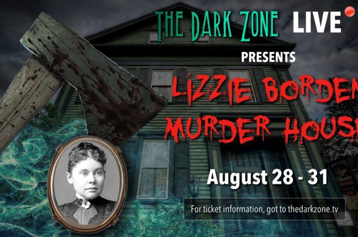The Lizzie Borden Murder House