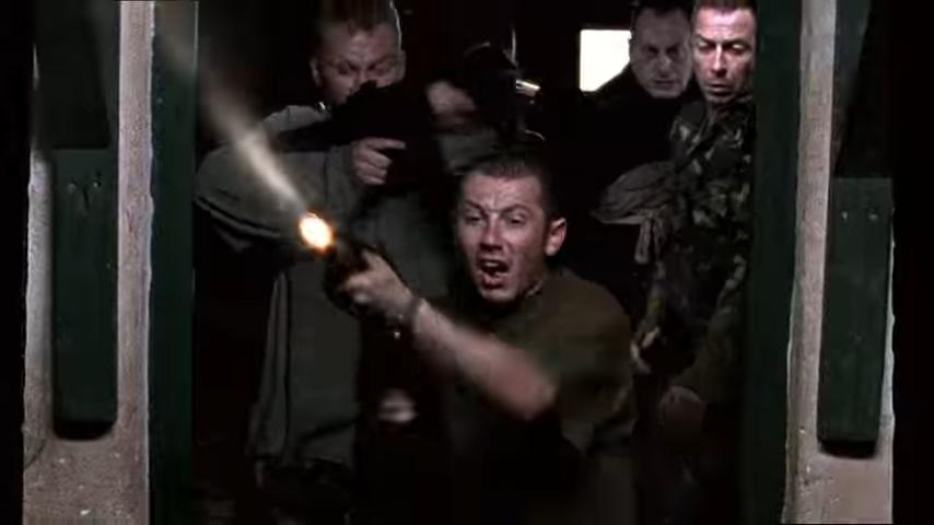 Best War Horror Movies