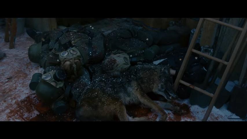 Best War Horror Movies Trench 11